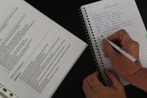 Writting Resume