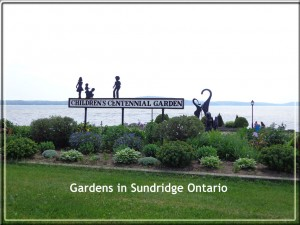 Sundridge Children's Centennial Garden